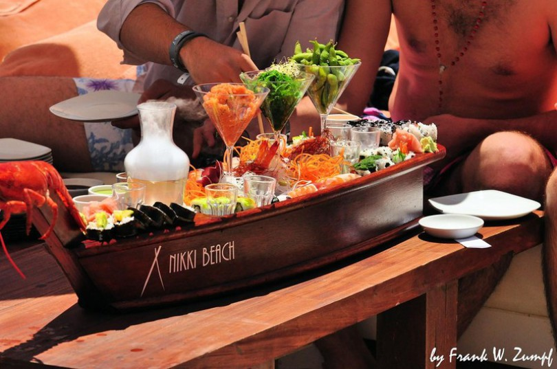 Nikki Beach Marbella - Photos by Frank W. Zumpf