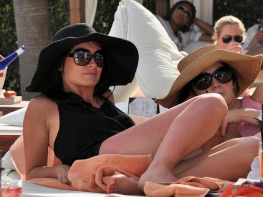 Die schönsten Beach Clubs in Marbella