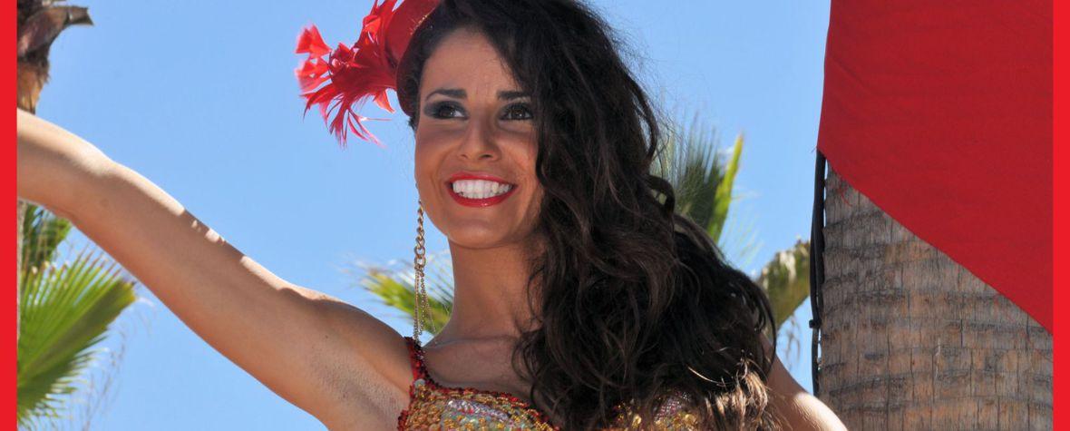 Red Party Nikki Beach Marbella