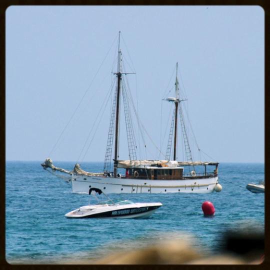 Puerto Banus Marbella - Foto Frank W. Zumpf