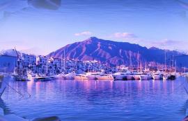 Puerto Banus - Marbella - Foto by Frank W. Zumpf