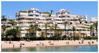 Puerto-Banús Marbella - Costa-del-Sol  - Photo by Frank W. Zumpf