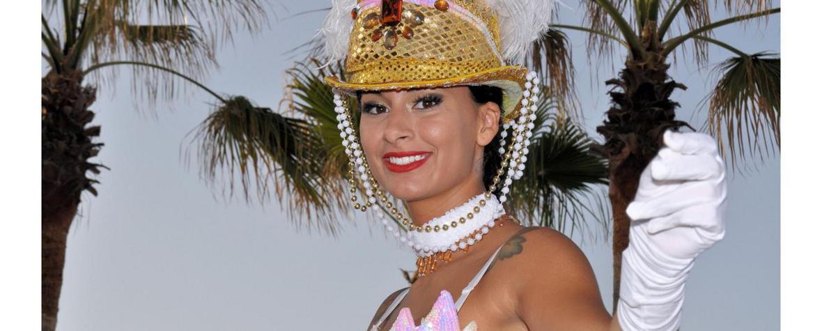 White Party Nikki Beach Marbella - Summer Event - Photo by Frank W. Zumpf
